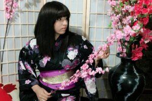 Yukata tradicional #7