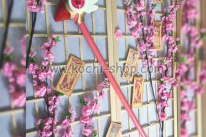 Báculo de Sakura Card Captor