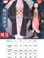 cosplay a pedido, nezuko, kimetsu no yaiba