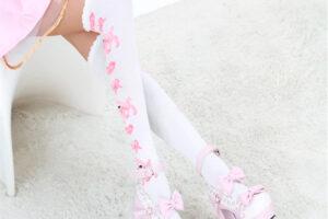 lolita, kawaii, fashion lolita, cute, medias,