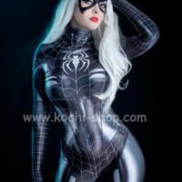 Black Spider Woman, cosplay en alquiler lima, comic, cosplay lima, halloween, disfraces en alquiler halloween, spider man