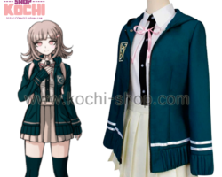 chiaki nanami, cosplay en alquiler lima, danganronpa, anime, cosplay lima, halloween anime, disfraces en alquiler halloween