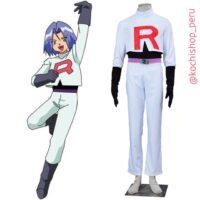 cosplay en alquiler, pokemon, equipo rocket, team rocket, james pokemon, cosplay lima, cosplay peru, halloween, anime halloween, alquiler de disfraz