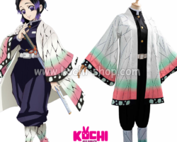Shinobu Kocho, Kimetsu no yaiba, cosplay alquiler, cosplay alquiler kimetsu no yaiba, shinobu kocho cosplay en alquiler, halloween anime, disfraz en alquiler,