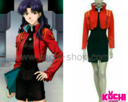 Misato katsuragi, cosplay en alquiler lima, evangelion, anime, cosplay lima, halloween anime, disfraces en alquiler halloween
