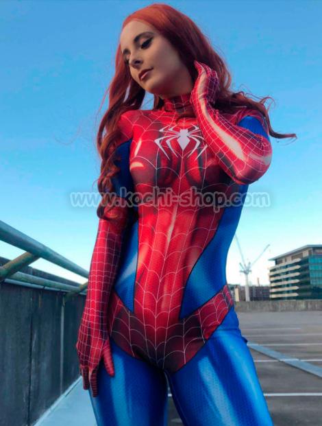 Spider woman, cosplay en alquiler lima, comic, cosplay lima, halloween, disfraces en alquiler halloween, spider man